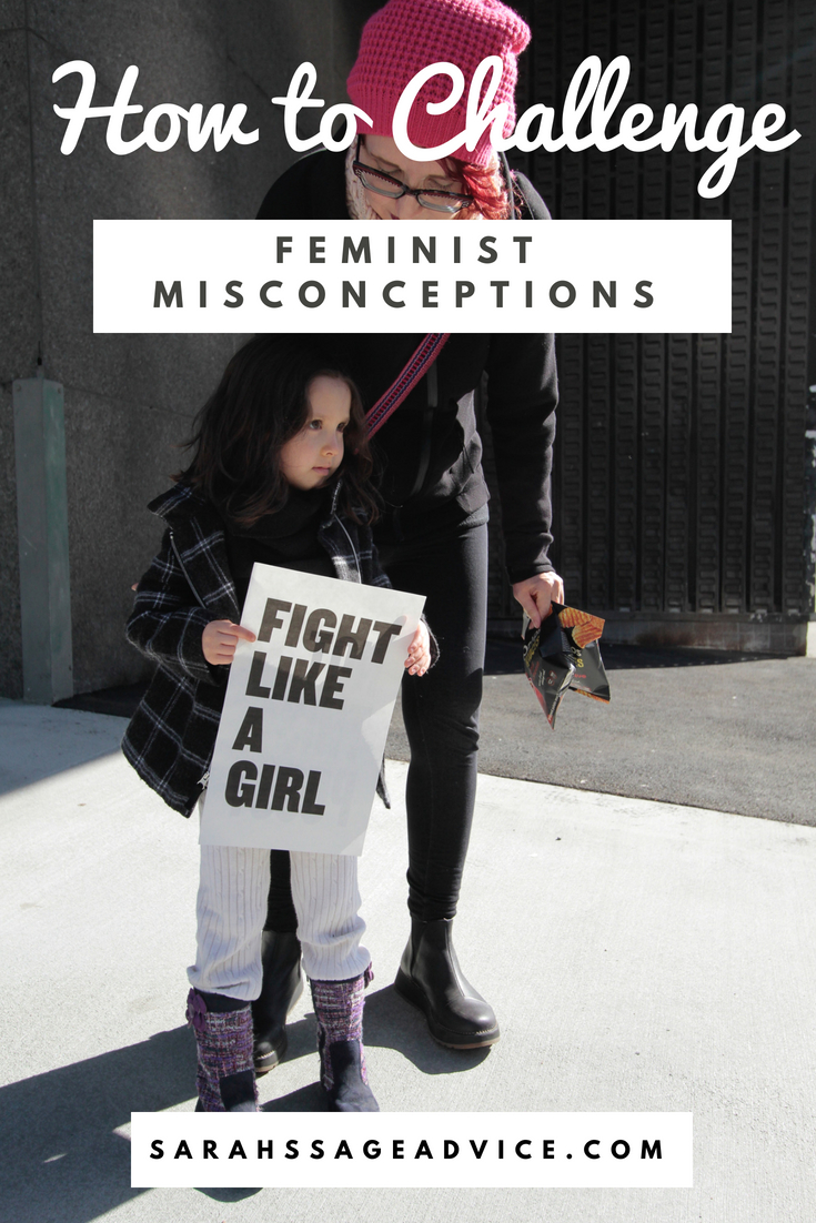 Feminist Misconceptions