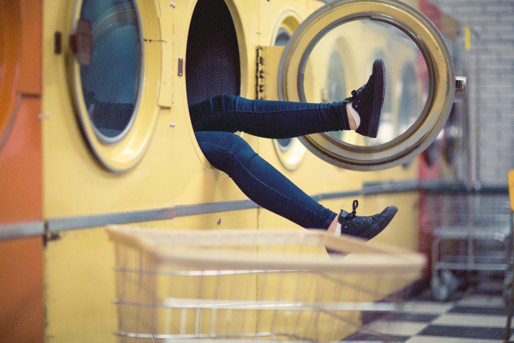 Laundry Life Skills
