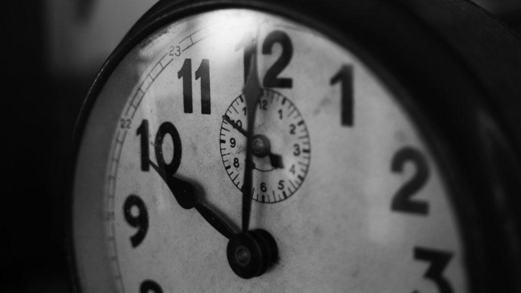 Life Skills Clock