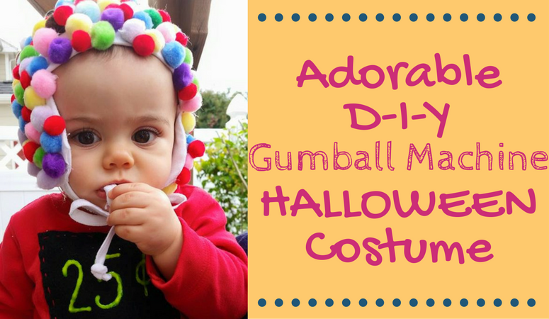 DIY Halloween Costume